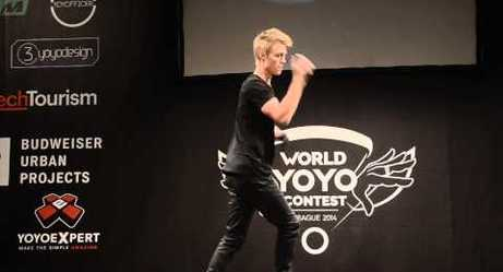 2014 Yo-Yo World Champion Is Unbelievably Awesome