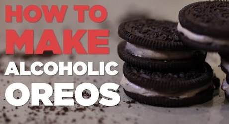 Alcoholic Oreos Are the Treat We've Been Waiting For