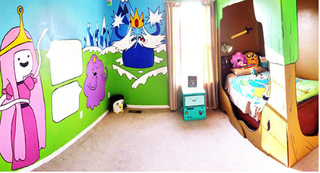 15 Amazing Themed Kids Bedrooms
