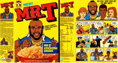 15 Vintage Cereal Boxes from the 80's and 90's