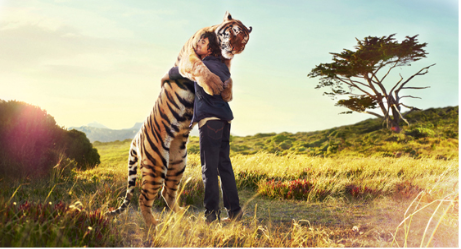 15 Images of People Hugging Animals