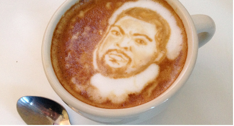 Don't Blow on These: 20 Cool Images of Coffee Foam Art
