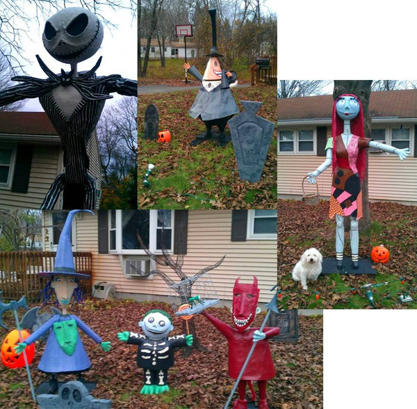 12 epic halloween home decorations nightmare before for B m halloween decorations
