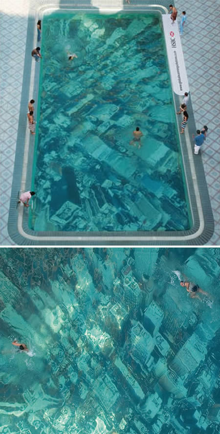 12 of the coolest swimming pools the standard for Beverly hillbillies swimming pool
