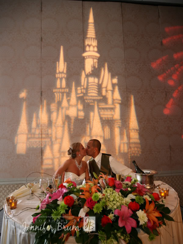 These Disney Themed Weddings Are Majestical Magical Lighting