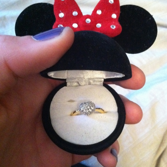 15 awesome disney engagement rings the mermaid