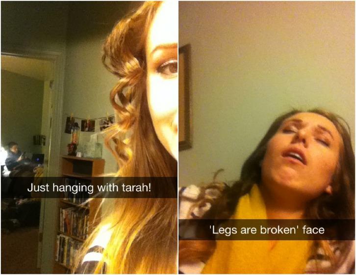 Epic Snapchat FAILs