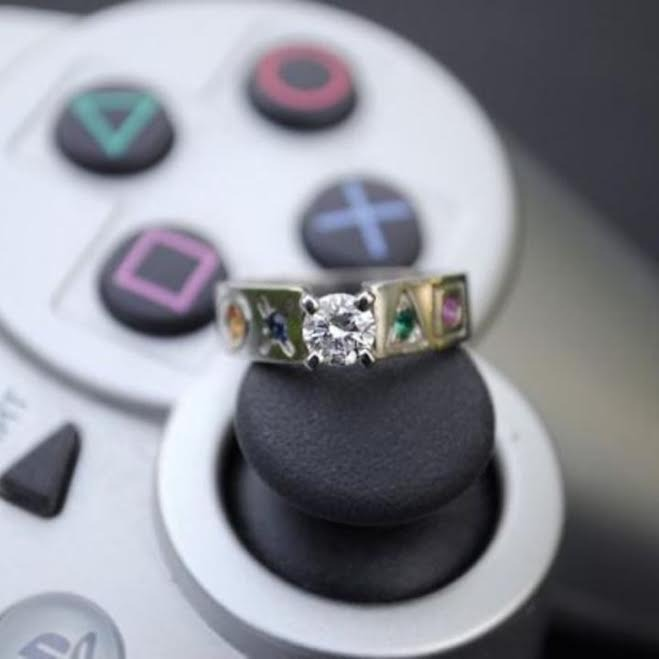 18 Of The Most Geeky Wedding Rings  Linked For Life  Guff. Custom Silver Wedding Rings. Hipster Wedding Engagement Rings. Safire Engagement Rings. Paper Quilling Rings. Chocolate Diamond Rings. Vampire Rings. Gothic Style Engagement Rings. Silicon Rings