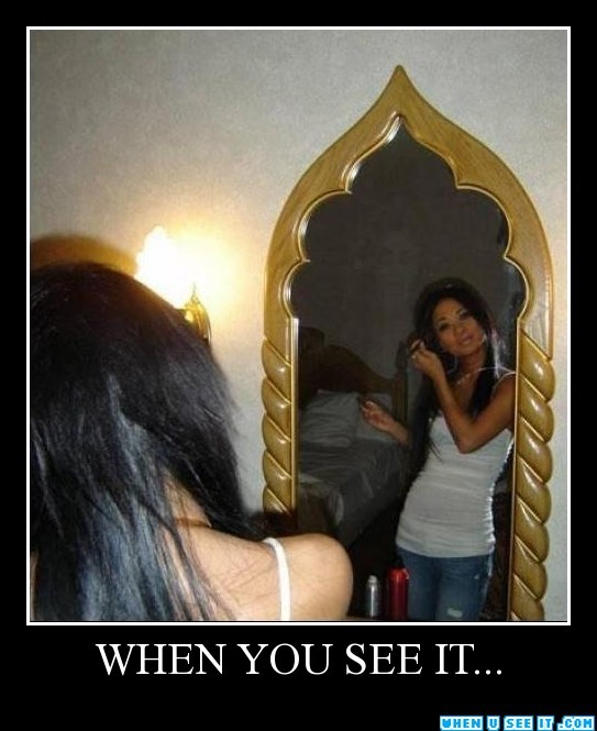 when you see it you will get chills looking guff