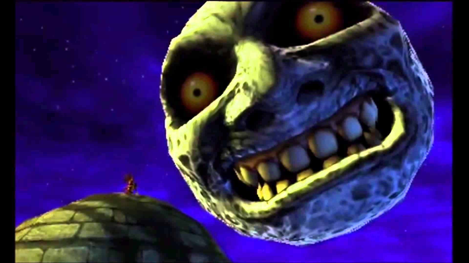 Majoras Mask Moon Giants Guff Review: Th...