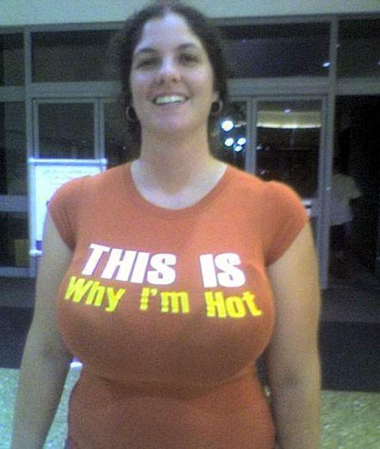T shirt big boobs