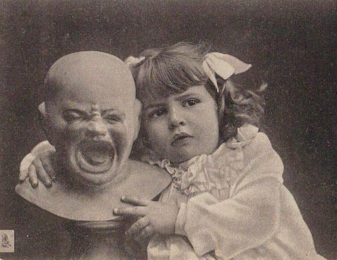 18 Truly Creepy Vintage PhotosCreepy Vintage Photography